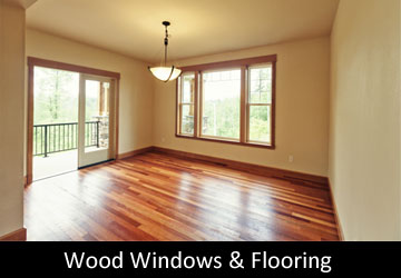 Oak Windows & Oak Flooring